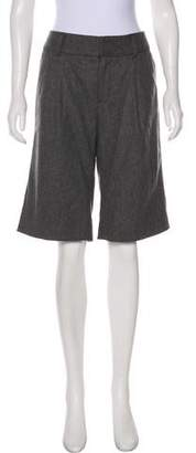 Marc Jacobs Wool Knee-Length Shorts