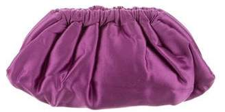 Barneys New York Barney's New York Satin Evening Clutch
