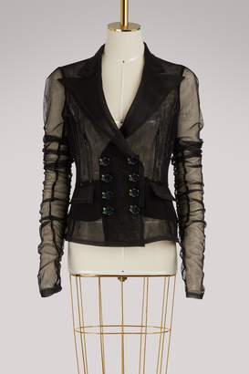 Dolce & Gabbana Tulle jacket