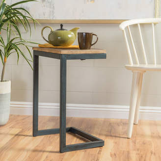 Laurel Foundry Modern Farmhouse Nayara Antique End Table