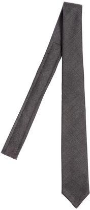 5.5cm Wool Twill Tie $190 thestylecure.com