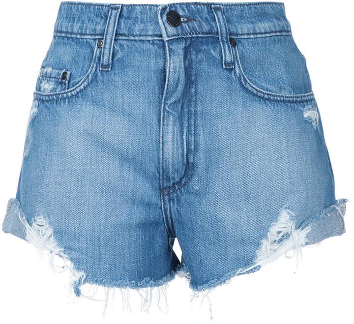 Nobody Denim 'Skyline Short Fray Liberated' Shorts