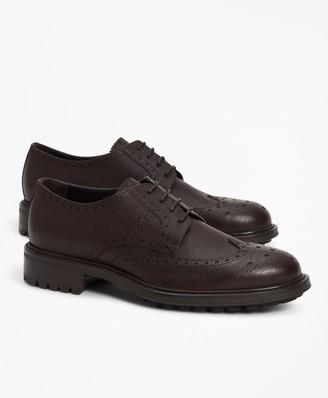 Brooks Brothers 1818 Footwear Suede Wingtips