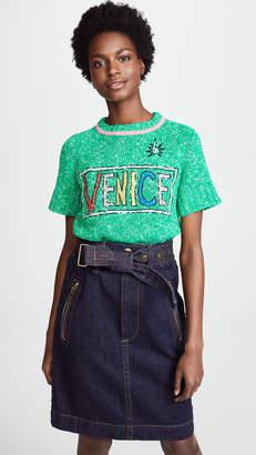 Mira Mikati Venice Beach Cashmere Sweater