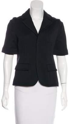 Balenciaga Casual Short Sleeve Jacket