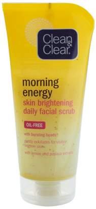 Clean & Clear Morning Energy Skin Brightening Daily Facial Scrub 150ml