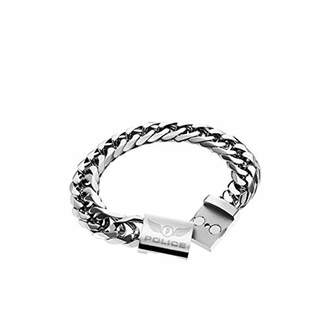 Police Unisex Stainless Steel Accessory - PJ.25507BSS/01-S