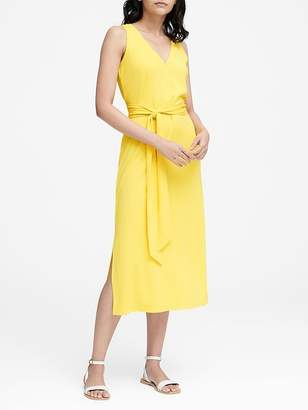 Banana Republic Soft Ponte Tank Dress