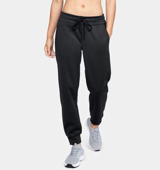 Under Armour Women's Athlete Recovery Track Suit Pants