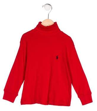 Ralph Lauren Boys' Turtleneck Shirt
