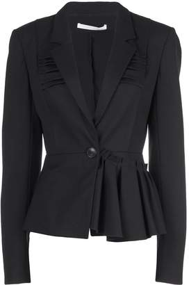 Jason Wu Collection asymmetric peplum blazer