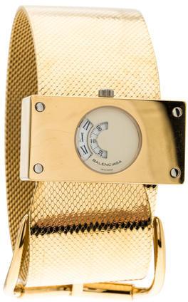Balenciaga Balenciaga Montre Acier Watch
