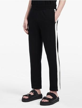 Contrast Stripe Pants $318 thestylecure.com