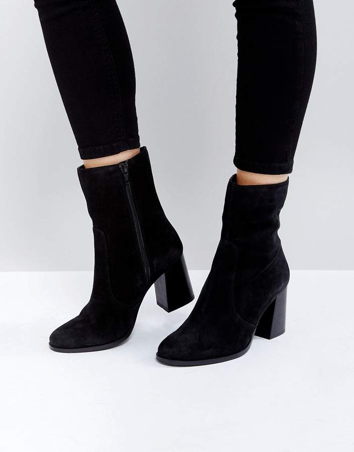 ASOS REFLECT Suede Boots
