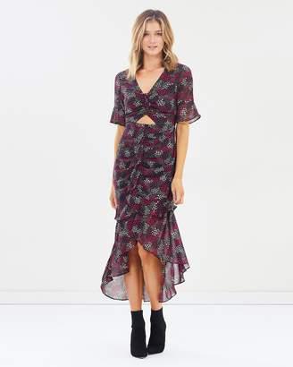 Atmos & Here Lilliana Midi Dress