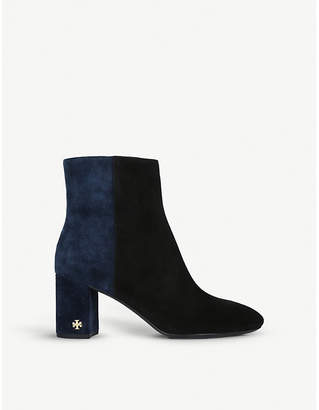 Tory Burch Brooke suede boots