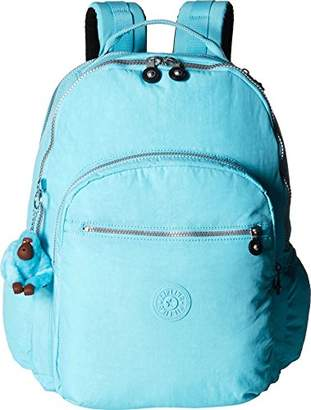 Kipling Seoul GO XL Blue Splash Laptop Backpack