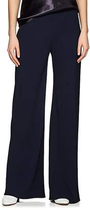 The Row Women's Gala Crepe Wide-Leg Pants
