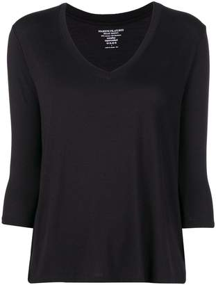 Majestic Filatures V-neck pullover