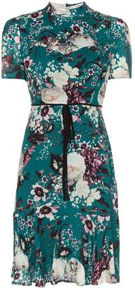 Erdem Anne floral mini-dress
