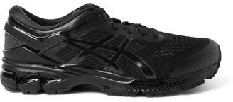 Asics Gel-kayano 26 Rubber-trimmed Mesh Running Sneakers - Black