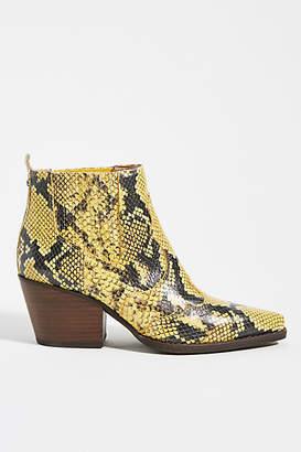 Sam Edelman Winona Snake Ankle Boots