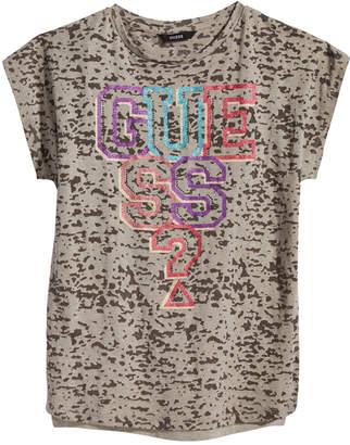 GUESS Graphic-Print T-Shirt & Tank Top, Big Girls