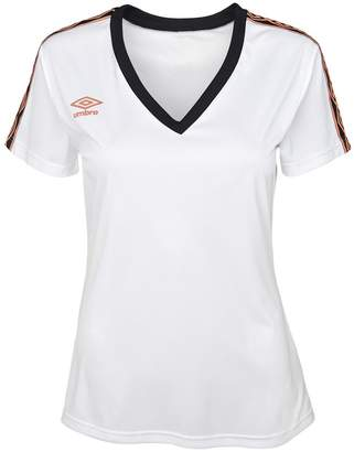 Umbro Women's Running Diamond V-Neck Tee