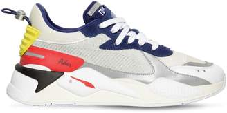 Puma Select Rs-X Ader Error Leather & Mesh Sneakers