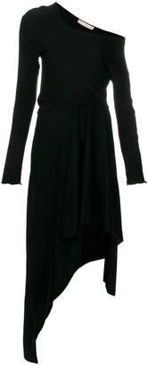 Ssheena one shoulder dress