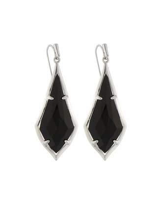 Kendra Scott Olivia Drop Earrings, Black