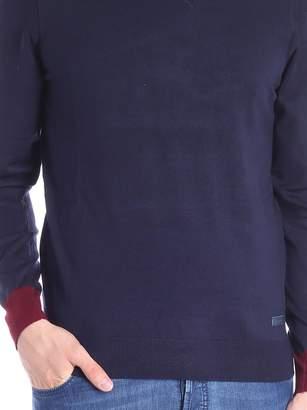 Trussardi Viscose Blend Sweater