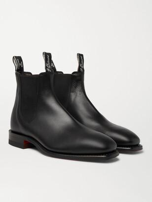 R.M. Williams R.M.Williams - Craftsman Leather Chelsea Boots - Men - Black