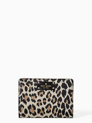 Kate Spade Grove street leopard tellie