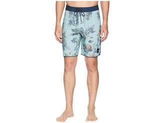 RVCA Bora Trunks Men's Swimwear