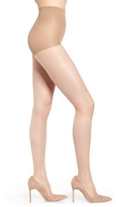 50a045b1a Natori Silky Sheer 2-Pack Control Top Pantyhose
