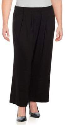Lafayette 148 New York Double Pleated Pants