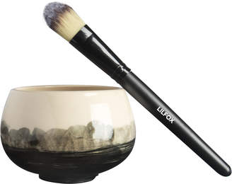 "Lilfox Face Mask Bowl & Brush Set ""Ombre"""