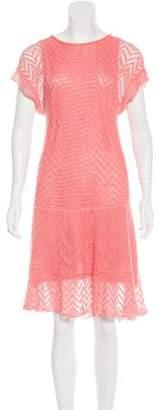 Thakoon Linen Midi Dress