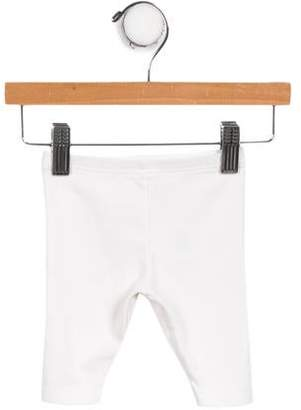 Ralph Lauren Girls' Elasticized Lightweight Bottoms