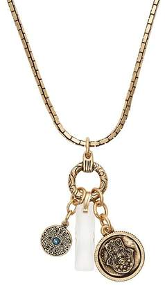 """Alex and Ani Protection Trio Necklace, 17"""""""