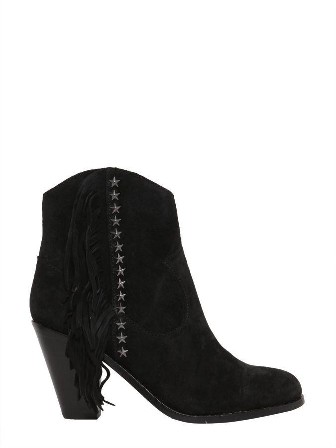 AshIndy Midi Boots