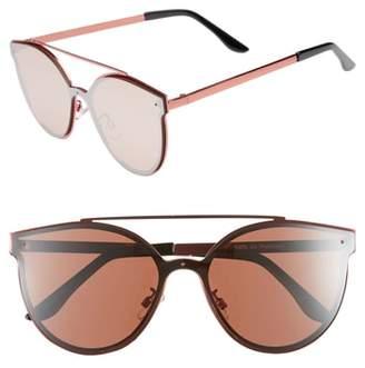 BP 58mm Brow Bar Sunglasses