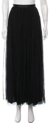 Needle & Thread Tulle Maxi Skirt w/ Tags
