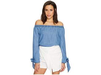 Bishop + Young Avery Off Shoulder Women's Clothing