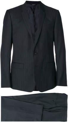 Dolce & Gabbana pinstripe suits