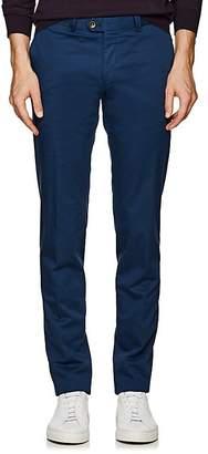 Hiltl Men's Cotton Slim Trousers