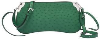 Prada Sidonie Ostrich Leather Bag