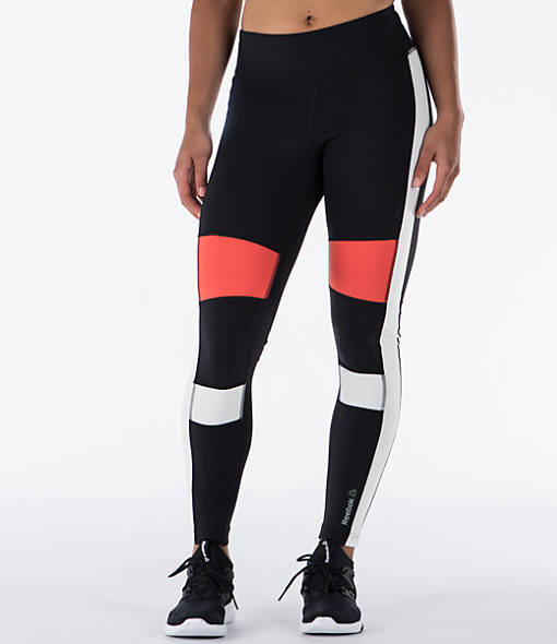 Reebok Reebok Women's Speedwick Colorblock Training Leggings