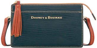Dooney & Bourke Embossed Lizard Gingy Crossbody